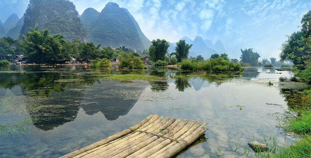 La siguiente parada en tu viaje será Guilin