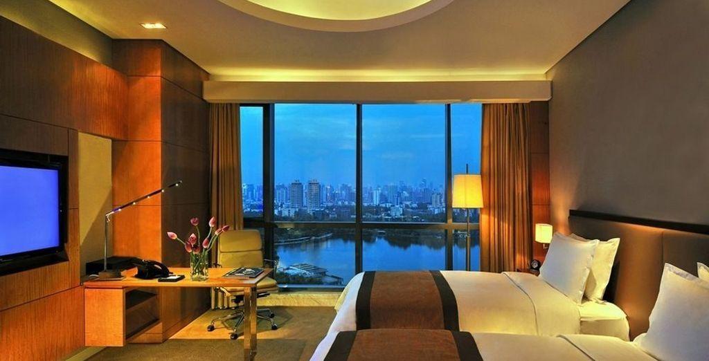 Guoman Hotel Shanghai 5*