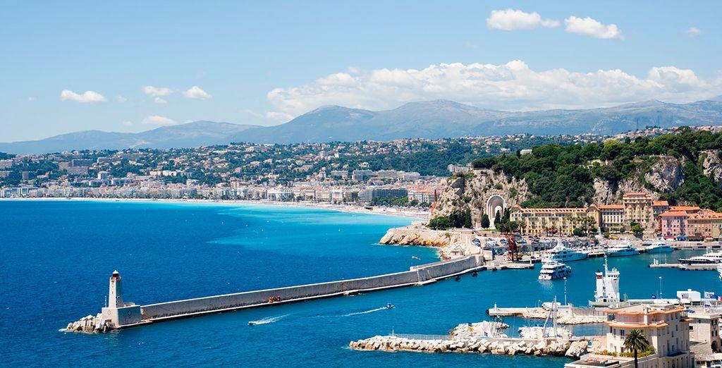 Aprovecha tu estancia para acercarte a la vecina Niza