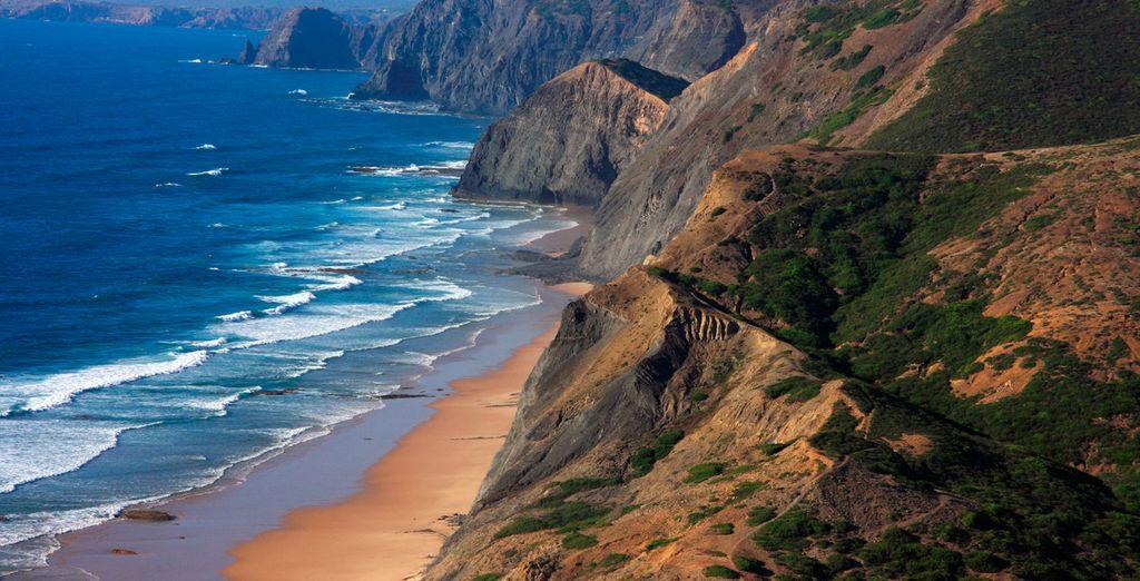 Una ubicación privilegiada en el Parque Natural de la Costa Vicentina