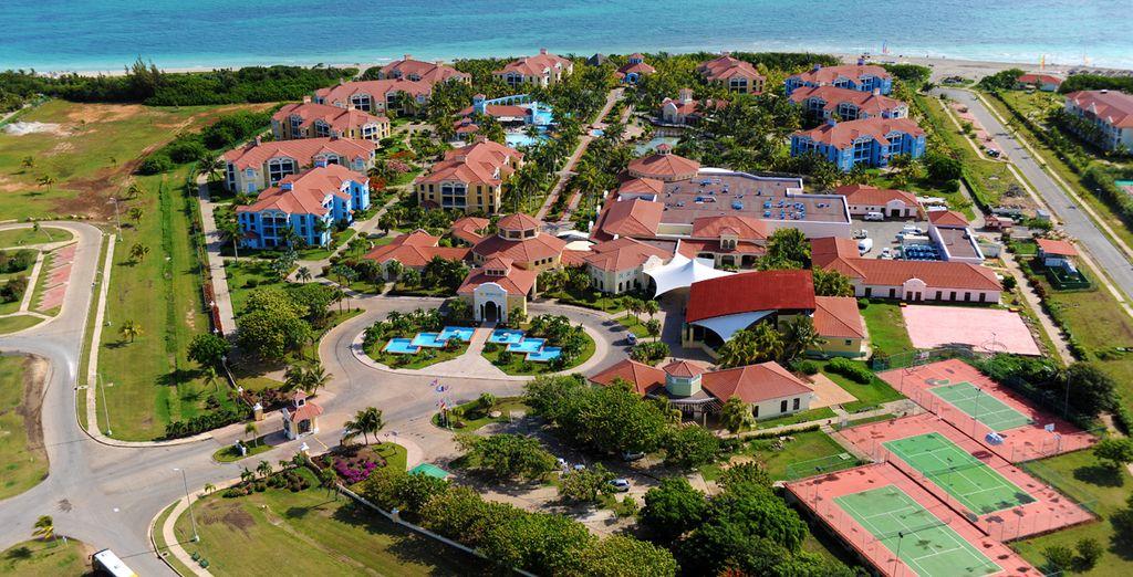 El hotel Iberostar Playa Alameda está situado en primera línea de playa de Varadero