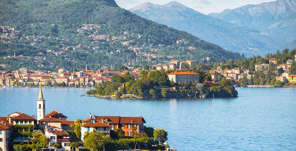 La imagen del Lago Maggiore no se borrará de tu memoria