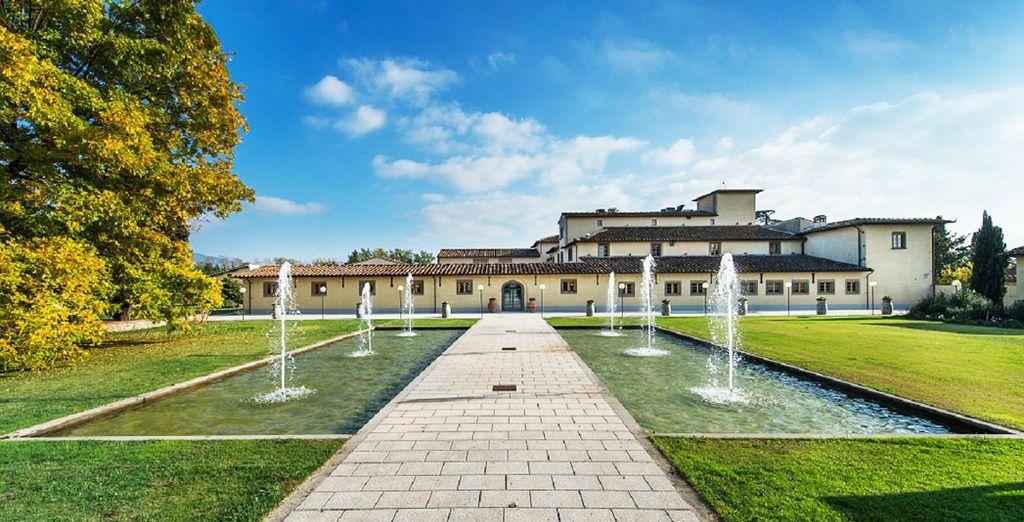 Saborea el encanto italiano en una villa del siglo XVI en el Hotel 500 Firenze 4*