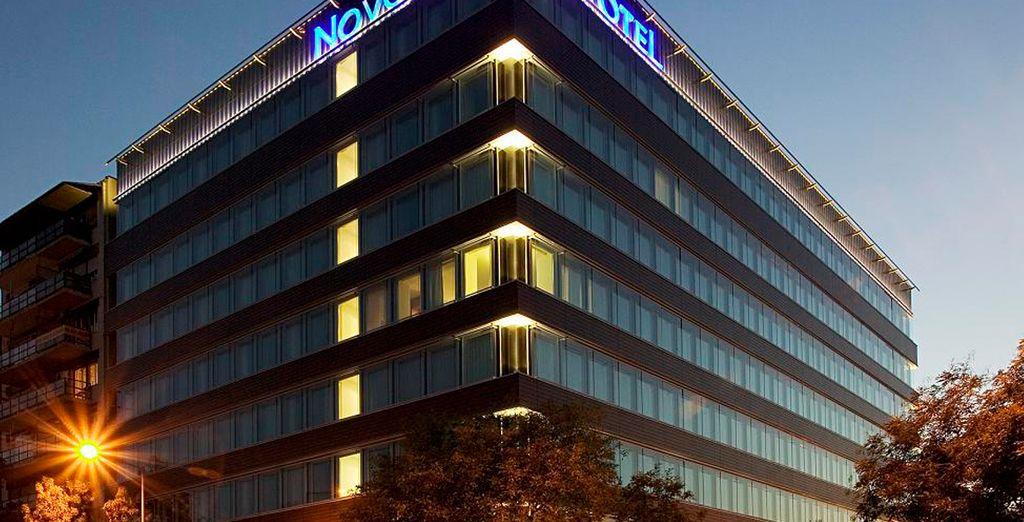 Hotel Novotel Danube 4*, Budapest
