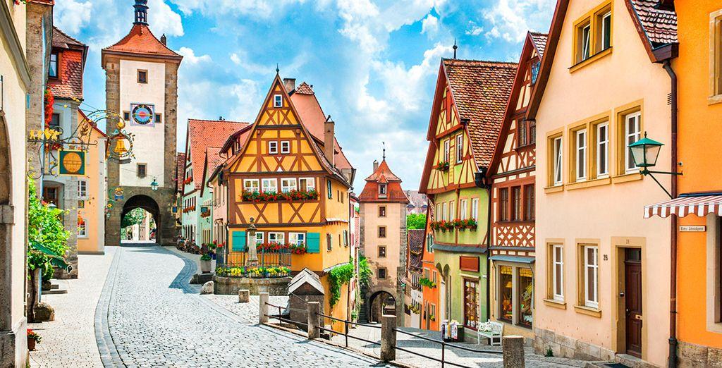 Rothenburg te maravillará
