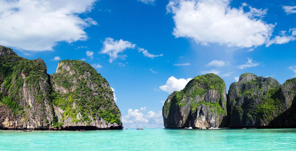 Bienvenida a esta fascinante y hermosa isla del mar de Adaman