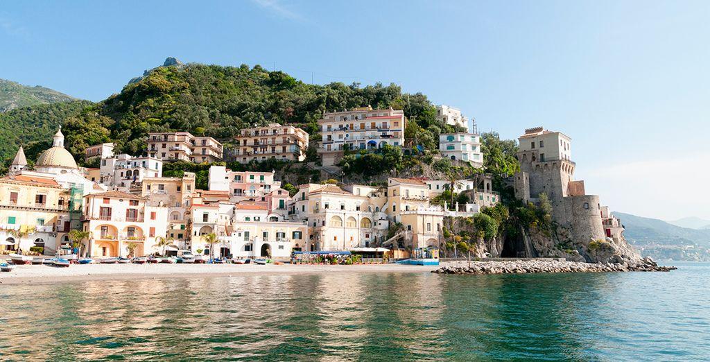Descubre la costa Amalfitana