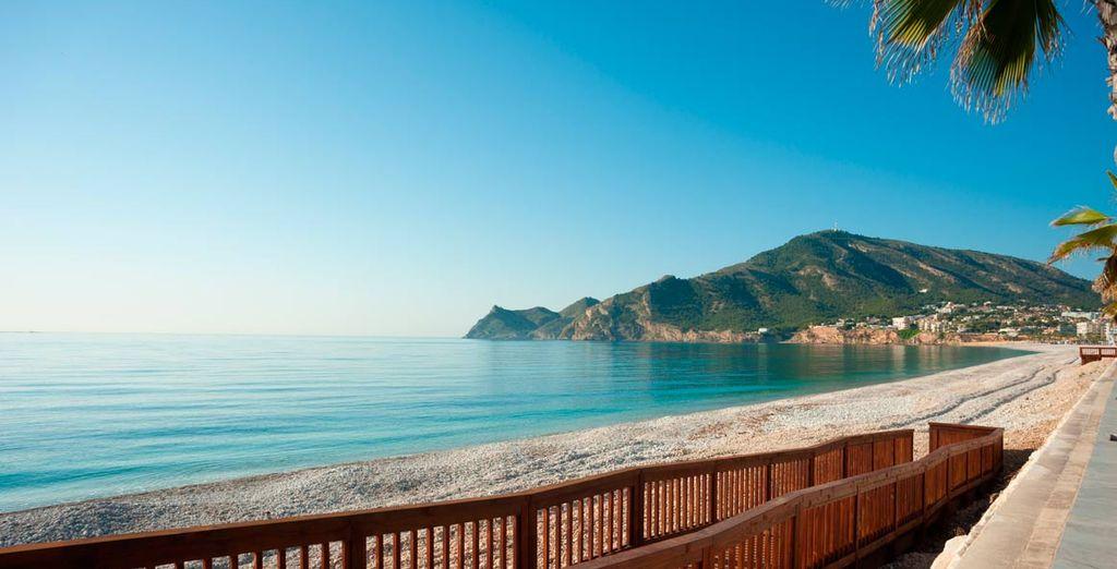 El Hotel Albir Playa & Spa 4* te espera en la Costa Blanca