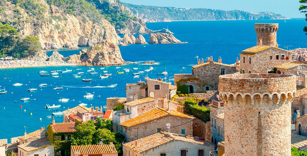 Viaje de última hora a Cataluña - Tossa de Mar Costa Brava