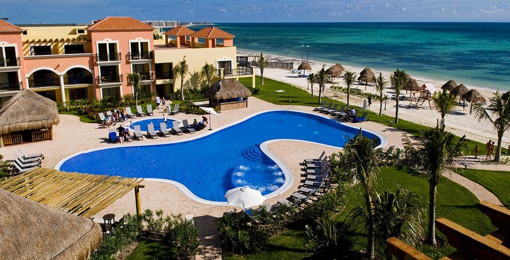 Bienvenido a tus vacaciones en Riviera Maya