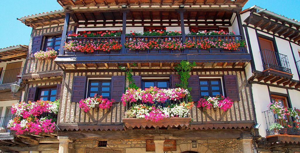 Disfruta de tu estancia en la bella localidad de La Alberca