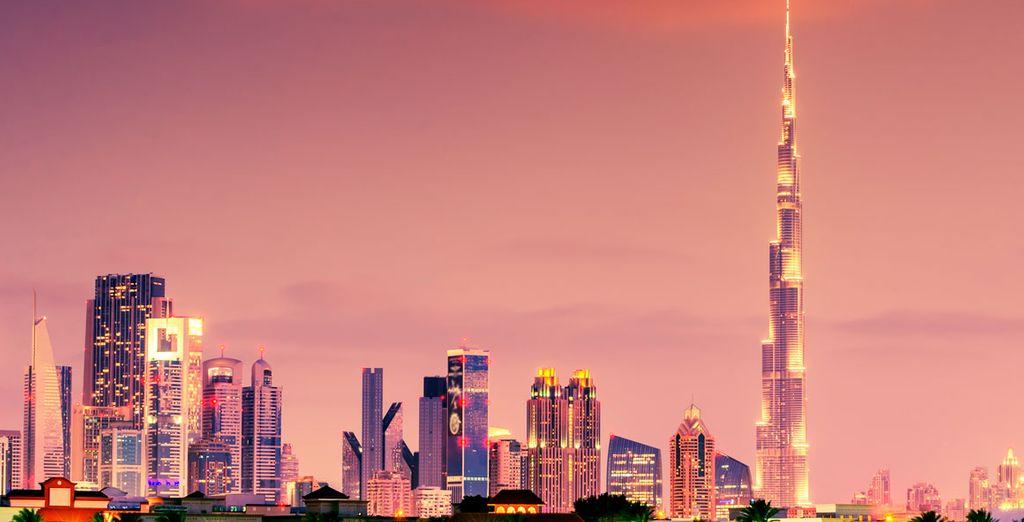 Burj Khalifa, una obra espectacular