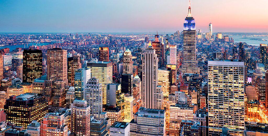 Puedes completar tu viaje con una extensión de 4 días a Nueva York