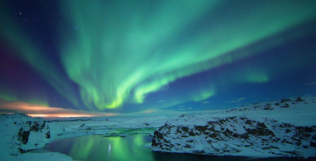 Escapada a Islandia