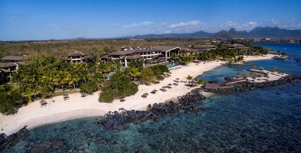 El paraíso te espera en el Hotel InterContinental Mauritius Resort Balaclava Fort 5*