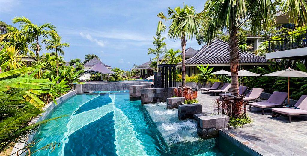 Bienvenido a Phuket, bienvenido a Mandarava Resort and Spa 4*