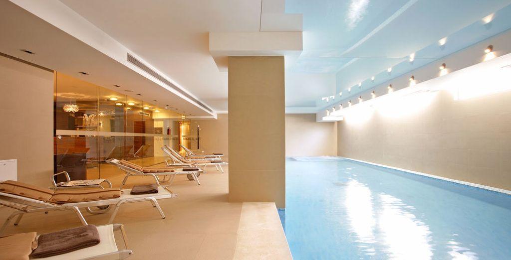 Atrium Hotel 5*, Split