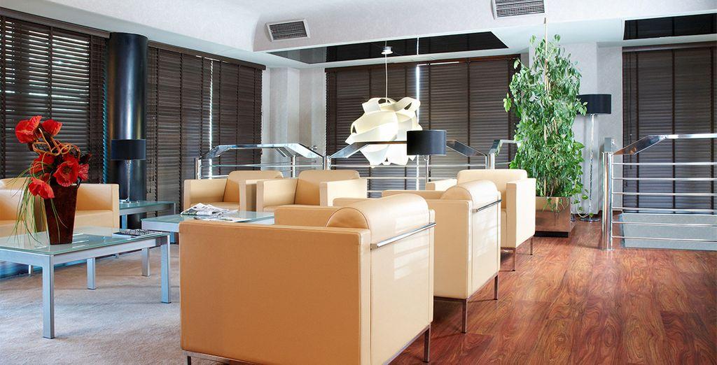 Un hotel preparado para que tu estancia sea lo más confortable posible