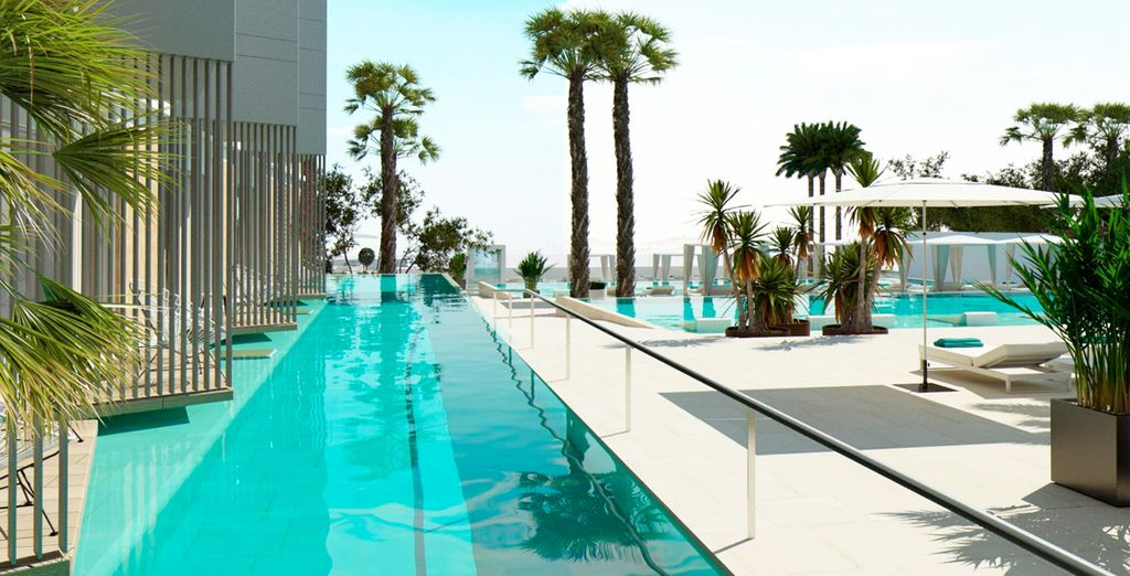 Un hotel exlusivo que hará de tus vacaciones una experiencia inolvidable...