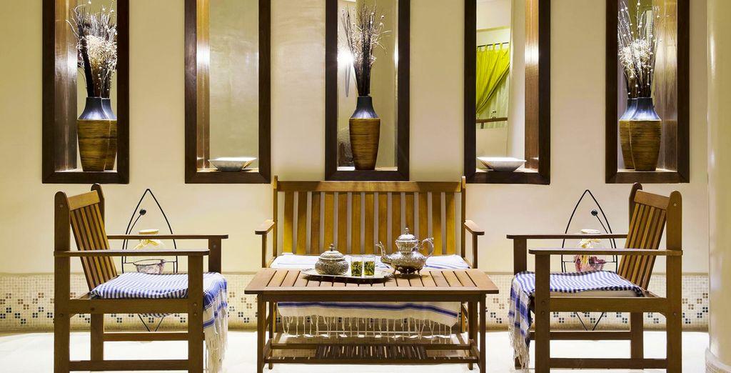 Diseño y estilo árabes en tu hotel 4*
