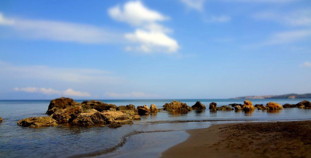Sumérgete en un mar de tranquilidad