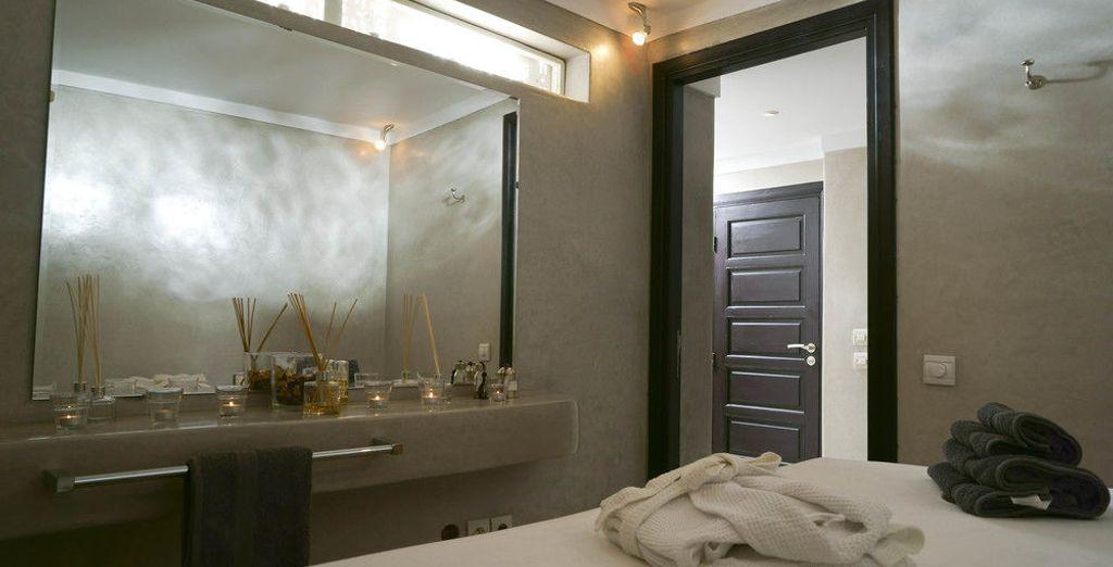 Disfruta de una verdadera experiencia sensorial en un spa de lujo