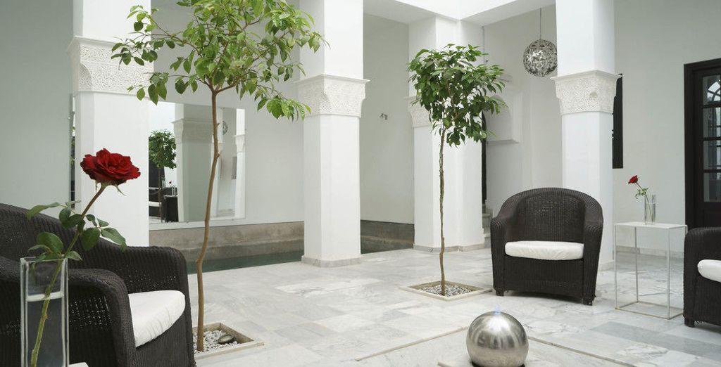 Riad Sapphire & Spa abre sus puertas para ti