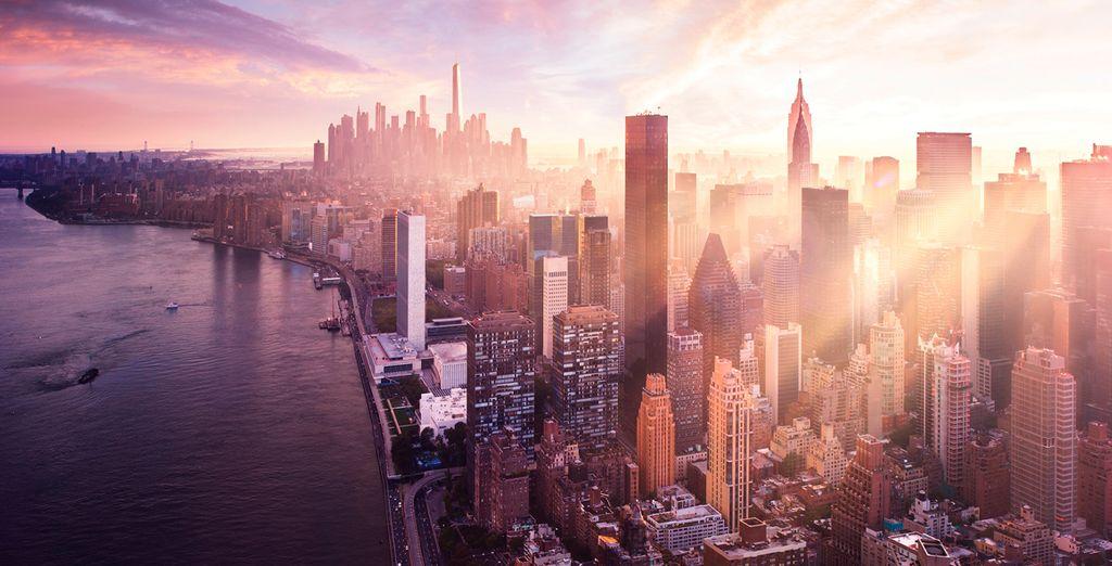 Nueva York es uno de los principales destinos turísticos del país