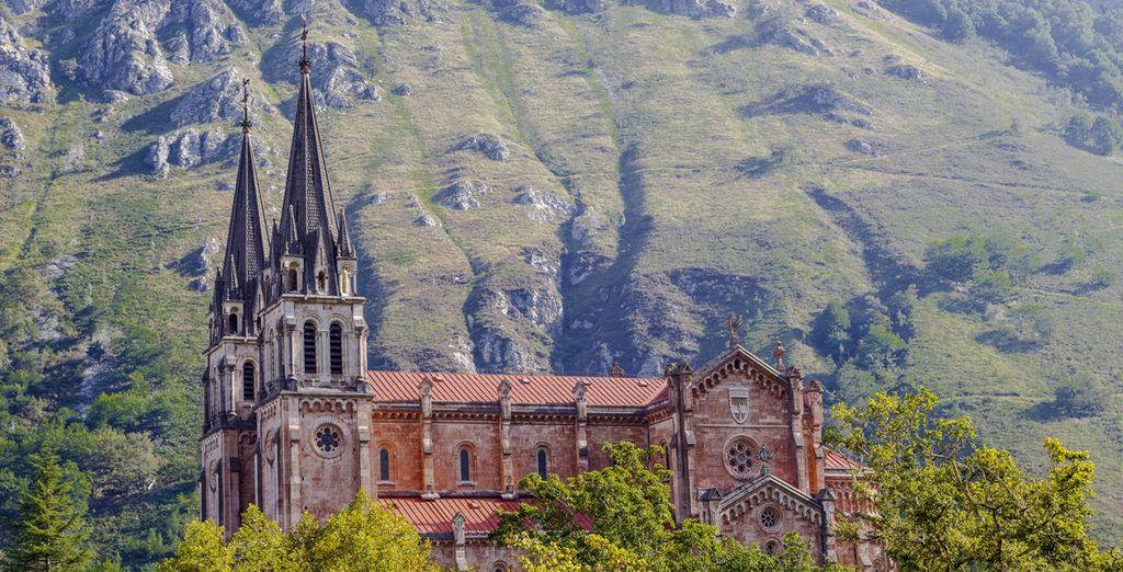 La historia y cultura también se encuentran escritas en este lugar de belleza excepcional