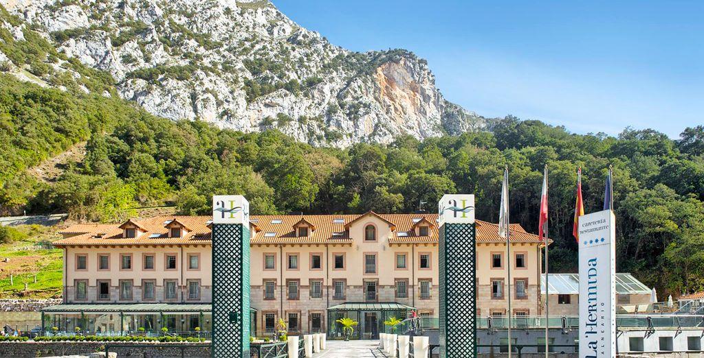 Bienvenido al Hotel Balneario La Hermida 4*