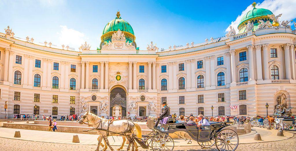 ¡Bienvenido a Viena, una ciudad llena de magia!