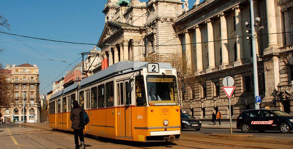 Budapest, una ciudad con encanto e historia