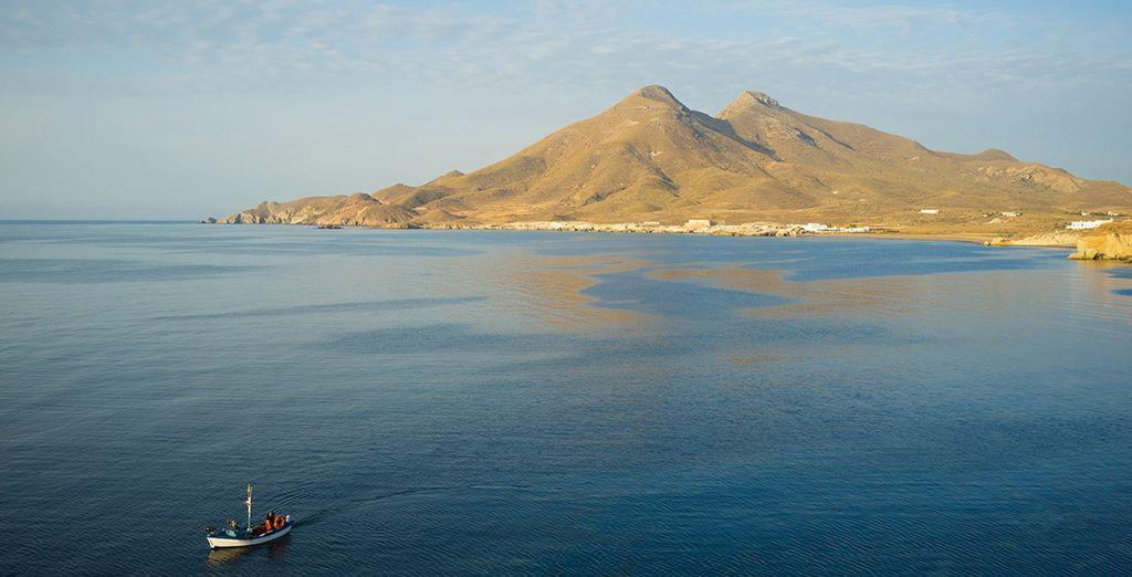 Descubre la costa de Almería