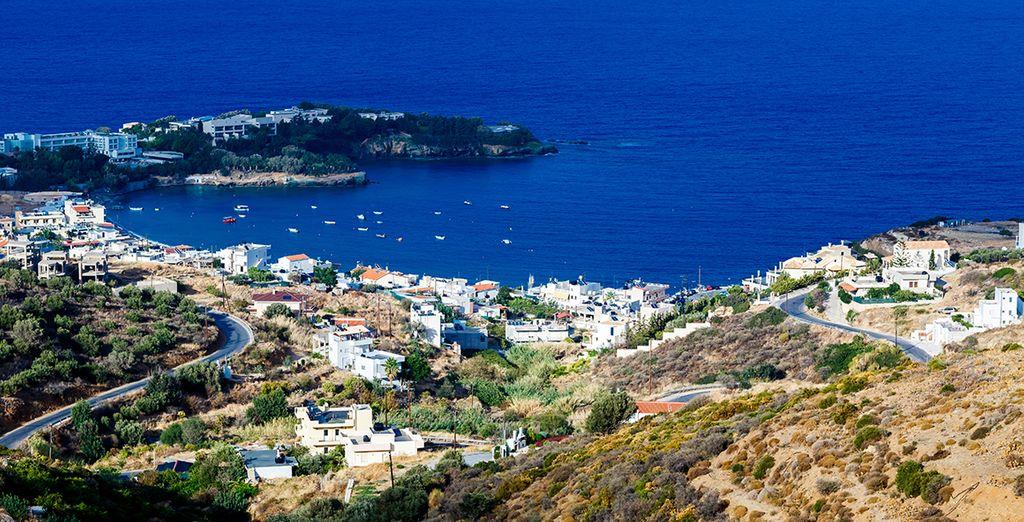 Explora la localidad de Agia Pelagia