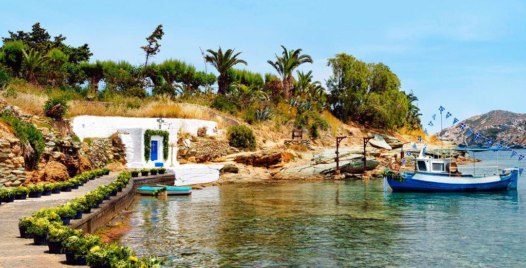 Creta te dejará boquiabierto