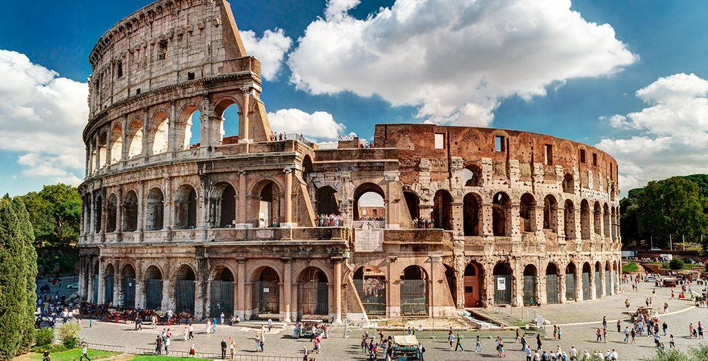 El Coliseo, una visita imprescindible