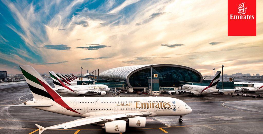 Emirates ha recibido más de 500 premios internacionales