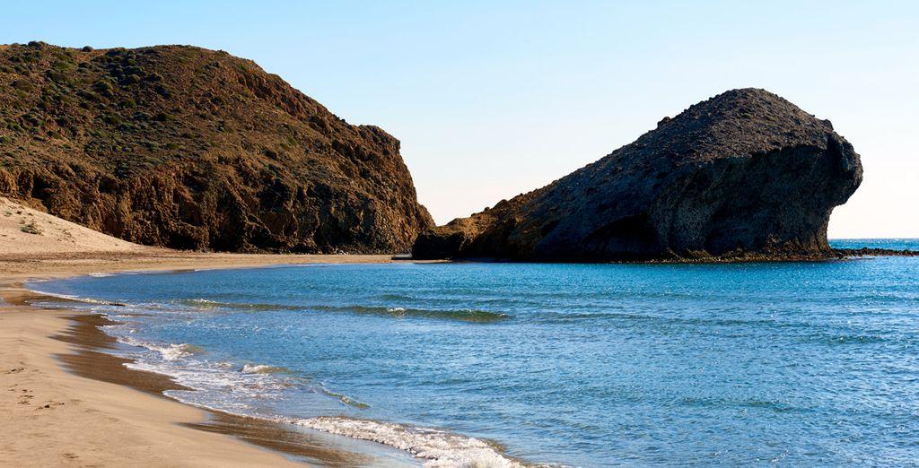 Descubre las mejores playas de la costa almeriense