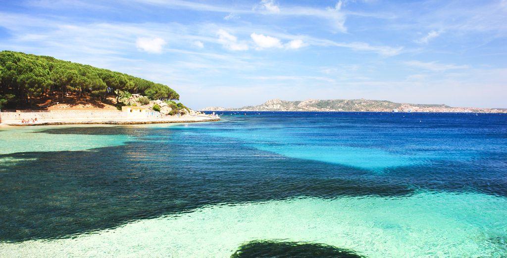 ¡Disfruta del mar mediterráneo en Cerdeña!