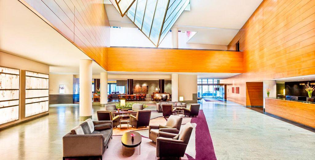 Moderno, exclusivo y situado en pleno centro de la ciudad