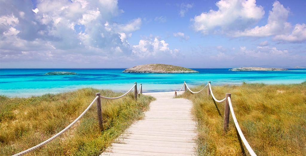 Vacaciones en Formentera, el último paraíso del Mediterráneo