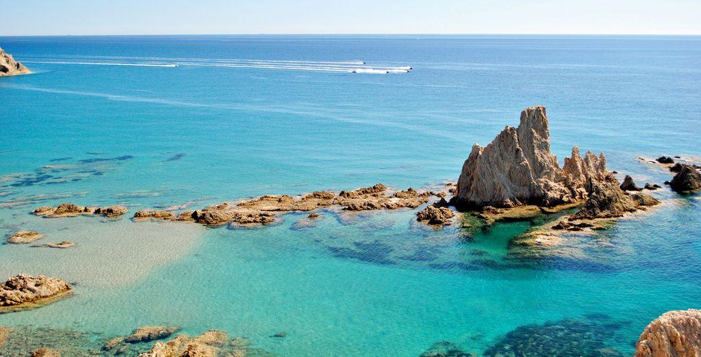 Las mejores playas de la costa de Almería