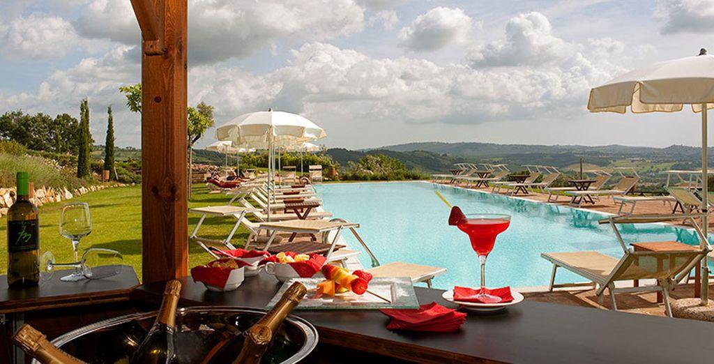 Un oasis de tranquilidad en la Toscana