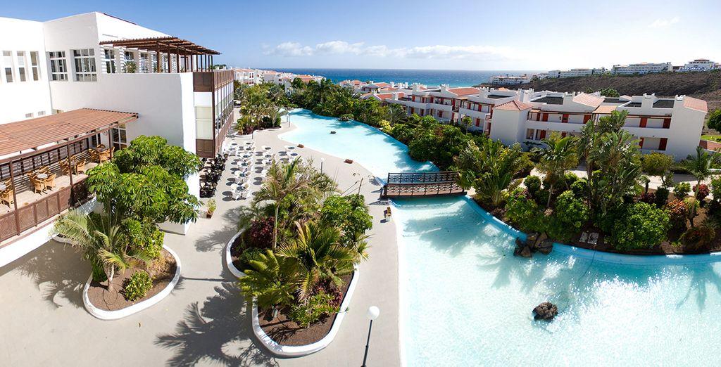 Las vacaciones que necesitas en Fuerteventura Princess 4*