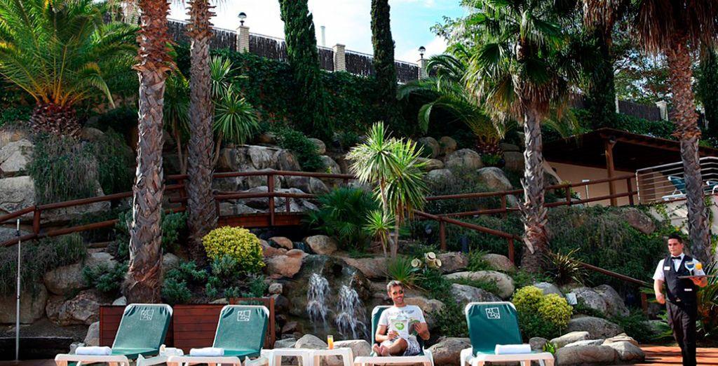 El hotel Golden Bahía de Tossa & Spa te ofrece los mejores servicios para que disfrute al máximo