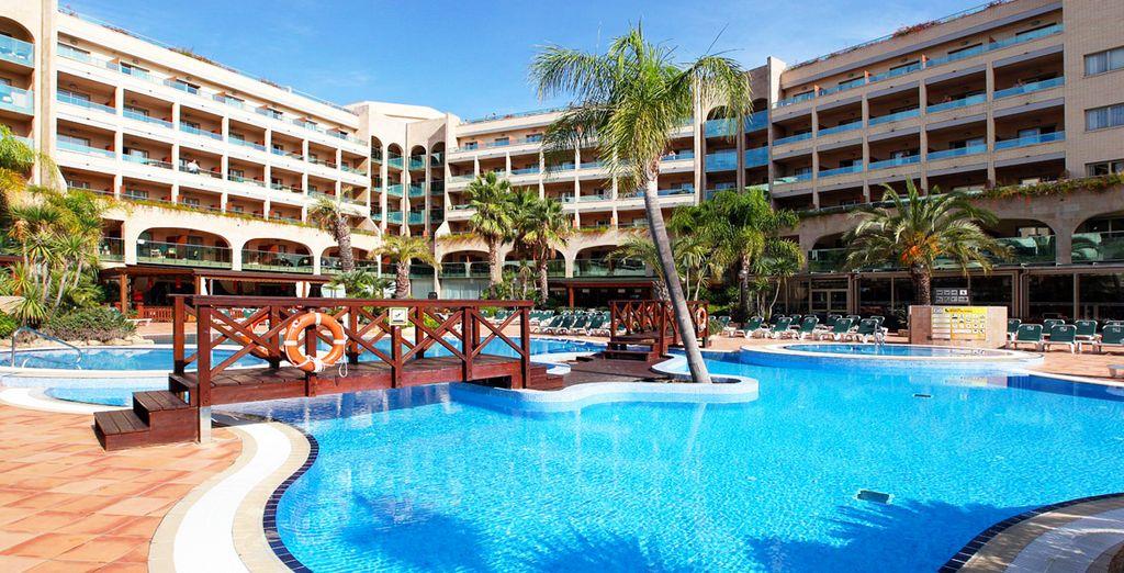 Un hotel perfecto para tus vacaciones