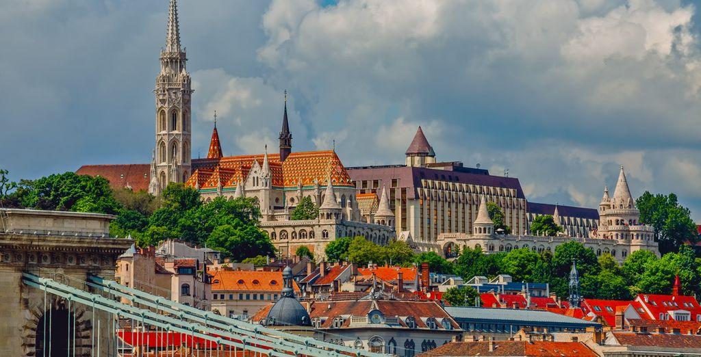 Déjate deslumbrar por el encanto de Budapest