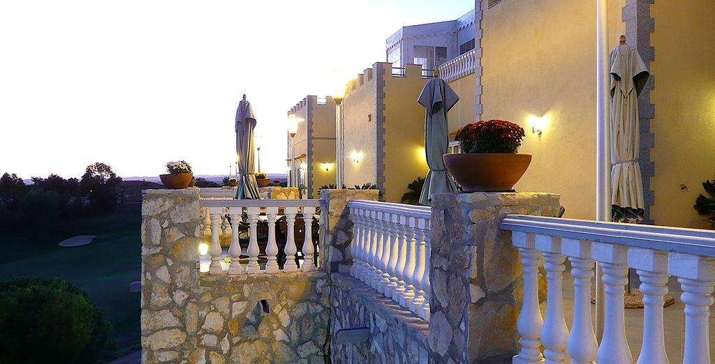 Disfruta de las noches suaves del Algarve