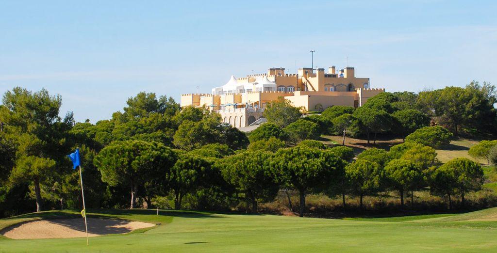Castro Marim Golfe and Country Club 4* te espera para tus vacaciones en Algarve