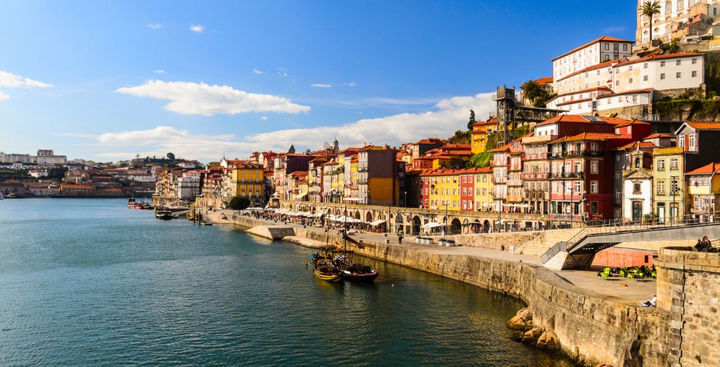 Descubre los encantos de Oporto